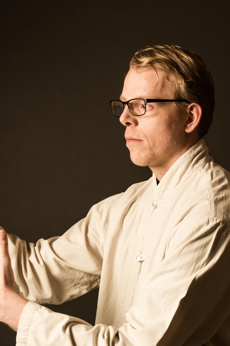 Gabriel Shaw-VYC Presenter